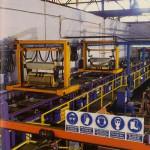 Instalaciones para el zincado en Bombo
