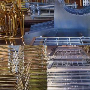 Recubrimientos metálicos zincados
